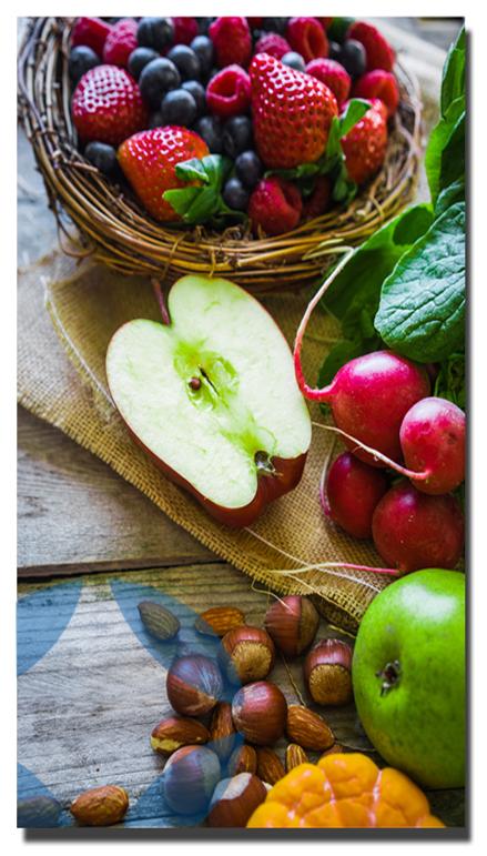 nutrición dietética