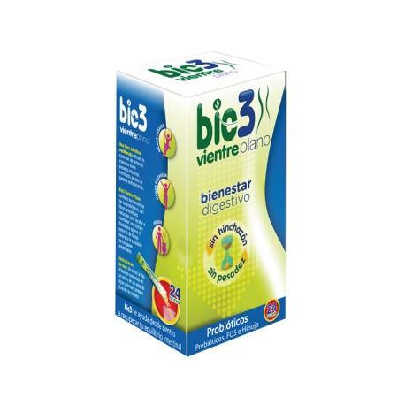 Bie3 vientre plano 24 sticks solubles farmaestrella - Infusiones vientre plano ...
