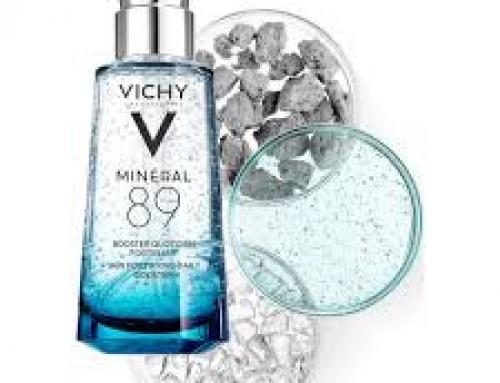 VICHY MINÉRAL89, la dosis diaria de fuerza para tu piel!!